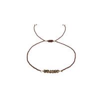 Maiori Delicate Pyrite Bracelet