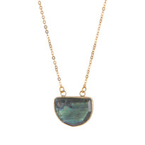 Leyla Labradorite Necklace