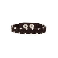 Bardo Braided Bracelet in Bean