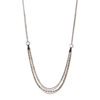 Baylee Barrel Chain Necklace