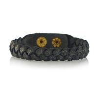 Magic Braid Bracelet in Midnight Shimmer
