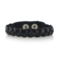 Magic Braid Bracelet in Black