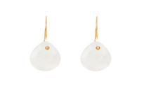 Dream Drop Earrings in Moonstone