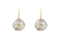 Dream Drop Earrings in Labradorite