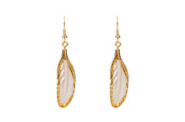 Wild Feather Earrings
