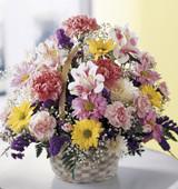 Basket of Cheer Bouquet