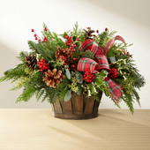 Holiday Homecomings Basket