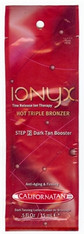 California Tan Ionyx Step 2 Hot Bronzer (Packet)
