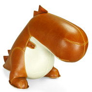 Bobo the Dinosaur Bookend - Tan