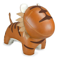 Mateo the Tiger Bookend - Tan