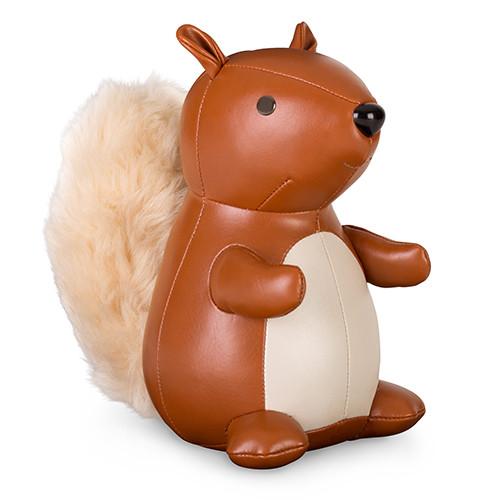 Zuny Classic Squirrel Bookend