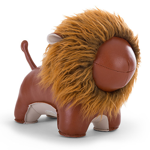 Lino Lion Bookend