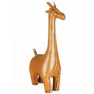 Classic Giraffe Door Stop - Tan