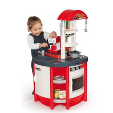 smoby cuisine tefal studio role play kitchen red. Black Bedroom Furniture Sets. Home Design Ideas