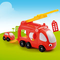 Smoby Vroom Planet Fire Engine