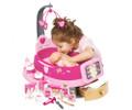 Childrens Baby Nurse Dolls Nursery Toy Set