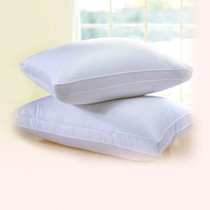 Himalaya Gusseted 700 or 800 Fill Power White Goose Down European Pillow
