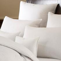 Logana 800 or 920 Fill Power White Goose Down Batiste Pillow