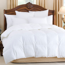nirvana 700 fill power white goose down comforter