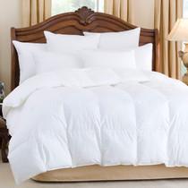 nirvana 700 fill power white goose down comforter - Down Comforters