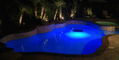 Savior Light SMD LED RGB 2500 Lumens 30-watt Solar Powered Pool Spa Pond Light