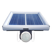 Savior Light SMD LED RGB 10000 Lumens 60-watt Solar Powered Pool Spa Pond Color Light with Remote