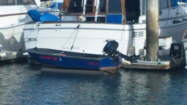 Savior Boat Lift Dock and Emergacey Float