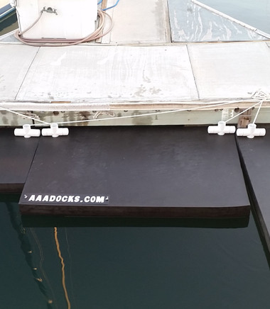 Savior Dinghy Boat Lift Dock and Emergacey Float  - Unsinkable - 6 X 4 Feet Long