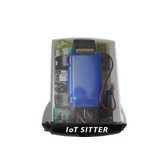 Flower Sitter Toddler - Internet of Things (IoT) unique identifier and transfer for human-to-human or human-to-computer interaction Sensors for Your Flower