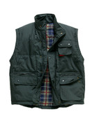 Dad's fleece lined vest
