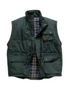 Dad's fleece lined vest