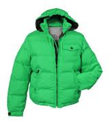 Green eskimo jacket