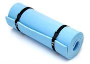 Foam rollup mat