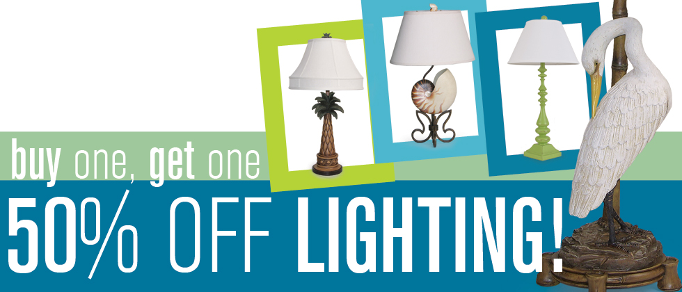 Tropical Lighting On Sale