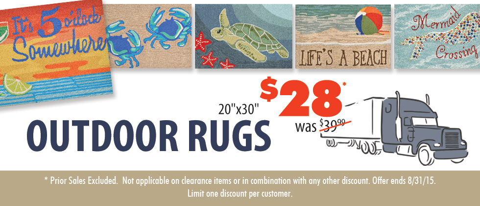Welcome Mats On Sale