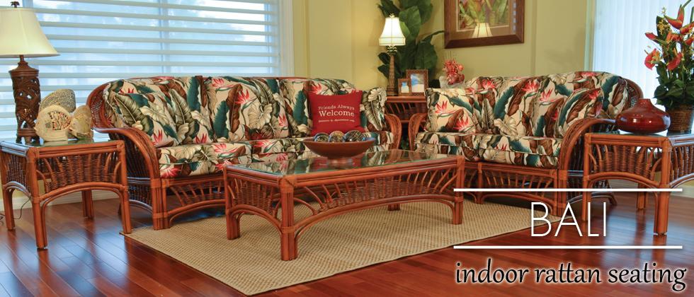 Bali Wicker and Rattan Seating