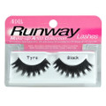 Catch these lashes on fashion show runways worn by high fashion models to create and compliment dramatic and beautiful designer looks. Preferred by makeup artists and professionals who style these shows.