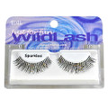 Walk on the wild side with Wild Lashes, a new collection of exotic lashes that deliver high drama with rhinestone, glitter and way out color. Designed to make you stand out in the crowd and express your individuality. Features Multi Color Sparkle.