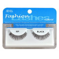 Made with 100% European Human Hair. Contains 1 Pair of Lashes. Fashion Lashes look so real, so natural that others think you were born with beautiful lush eyelashes. Made of 100% sterilized human hair, each lash strip is knotted and feathered by hand to achieve the highest quality. When used with Ardell Eyelash Adhesive, they are easy to apply, comfortable to wear, and stay secure until you take them off. Each pair can be re-used for up to three weeks. 100% Human Hair. Contains one pair of lashes