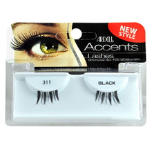 311 Black Ardell Fashion Lash Accents 311 Black