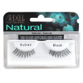 Made with 100% European Human Hair. Contains 1 Pair of Lashes.Instructions: Gently flex band. Align band with natural lash line to check fit. If necessary, trim the outer end with scissors. Apply a thin line of LashGrip Eyelash Adhesive along band. Wait for 30 seconds until adhesive becomes tacky. Place band against eyelid as close to lash roots as possible. Gently press corners and along the band to secure.To Remove: Gently peel lash off lid, starting at the outer corner. Remove adhesive from band. Place lashes back on tray to keep shape for re-use.
