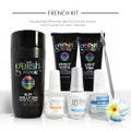Nail Gelish Harmony PolyGel French Kit #1720002