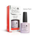 CND Shellac UV Gel Polish - Alpine Plum 0.25oz / 7.3ml