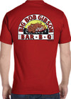 Big Bob Gibson T-shirt–Red