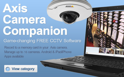 axis camera companion management software network camera. Black Bedroom Furniture Sets. Home Design Ideas