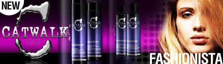 Beautyfeatures.ie TIGI Fashionista Shampoo & Conditioner Tween Duo