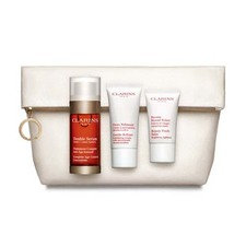 Clarins Double Serum radiance Gift Set | Beautyfeatures.ie