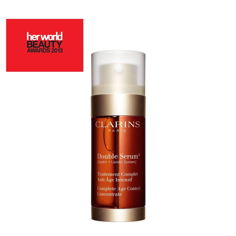 Clarins Double Serum | Beautyfeatures.ie