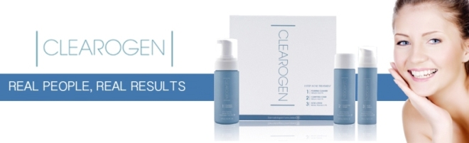 Clearogen 3 Step Anti Blemish IBeautyfeatures.ie