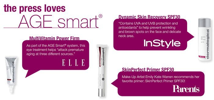 Dermalogica @ Beautyskincare.ie | Beautyfeatures.ie